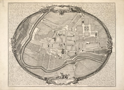 PLAN OF THE CITY OF BATH